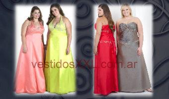 VESTIDO PARA MADRINA XXL 2011 Boutique SAGAR XXL ...